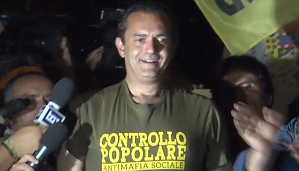 DE MAGISTRIS RICONFERMATO SINDACO: NAPOLI SARA' UNA CITTA' DIVERSA. GUARDA IL VIDEO
