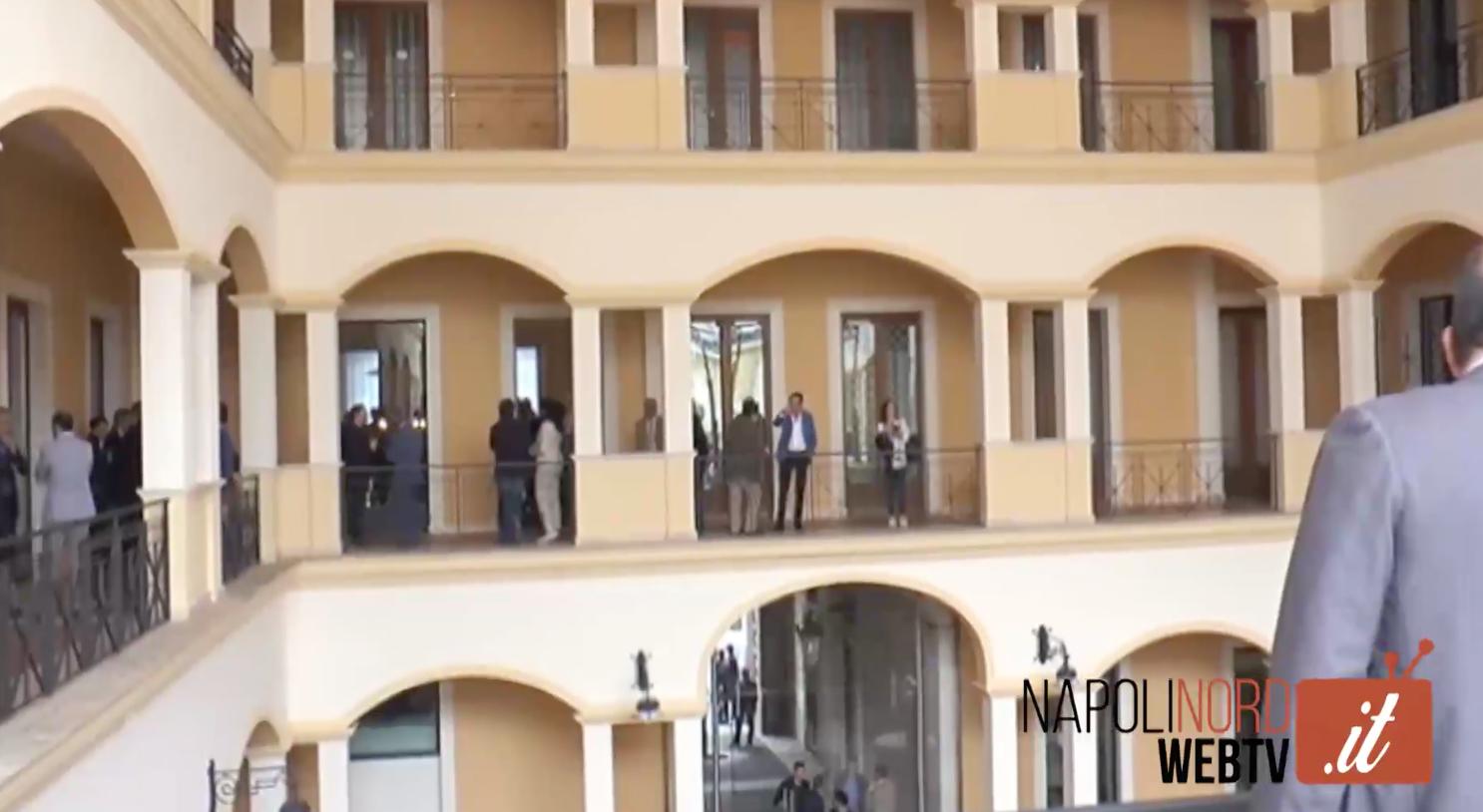 Commercialisti, l'Odcec Napoli Nord stipula l'accordo col Tribunale di Napoli Nord per i tirocini. Video