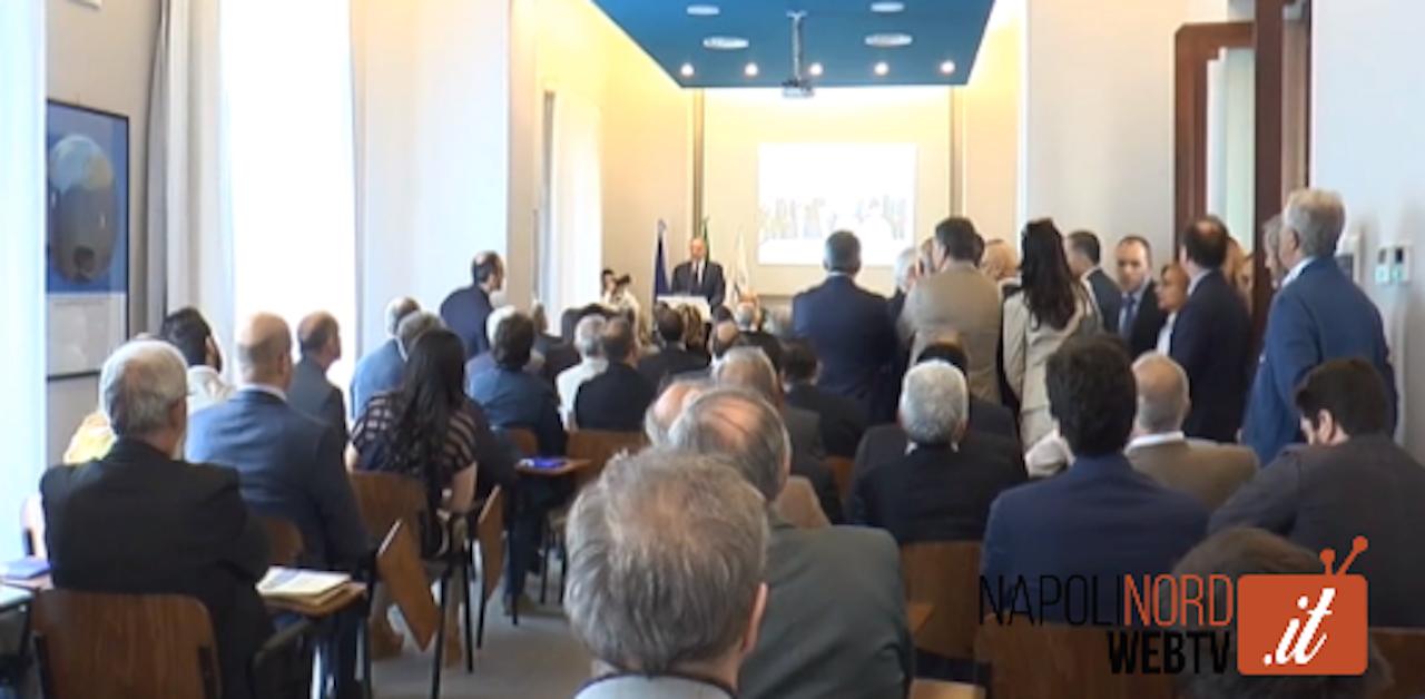 Conciliazione e crisi economica, in campo gli esperti dell'Odcec Napoli Nord. Video