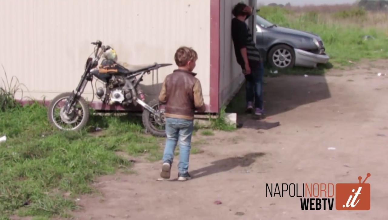 Giugliano, bimbo rom di 8 anni rapito: era ospite di una casa famiglia insieme alla sorella. Video
