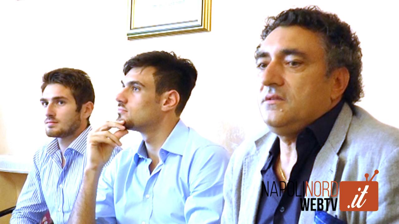 """Olimpiadi, il consigliere Guarino: """"Grazie ai fratelli Vicino per aver dato lustro alla città di Giugliano. Video"""