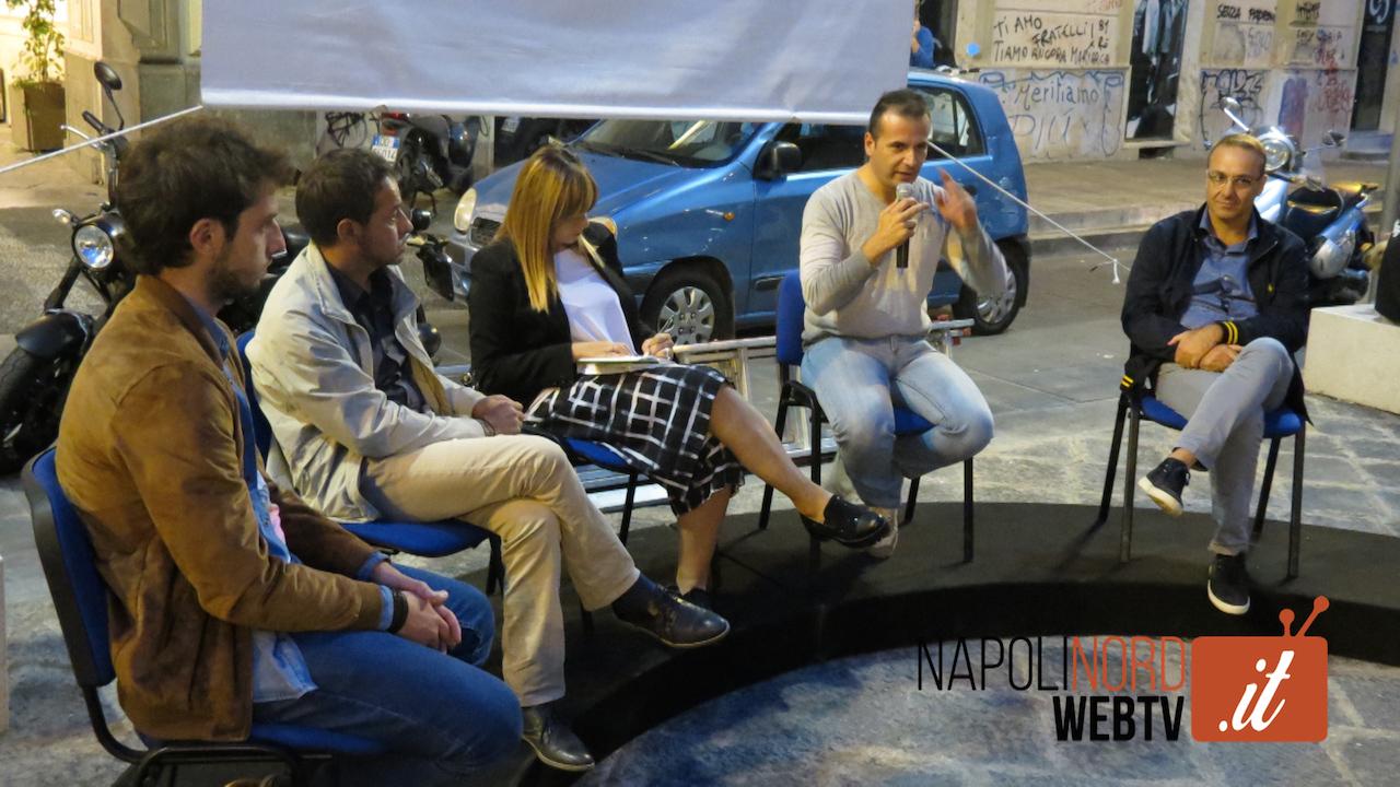 'Ambulatorio 62', lo scrittore Ivan Caldarese a Giugliano presenta il suo libro su come ha sconfitto il cancro. Video