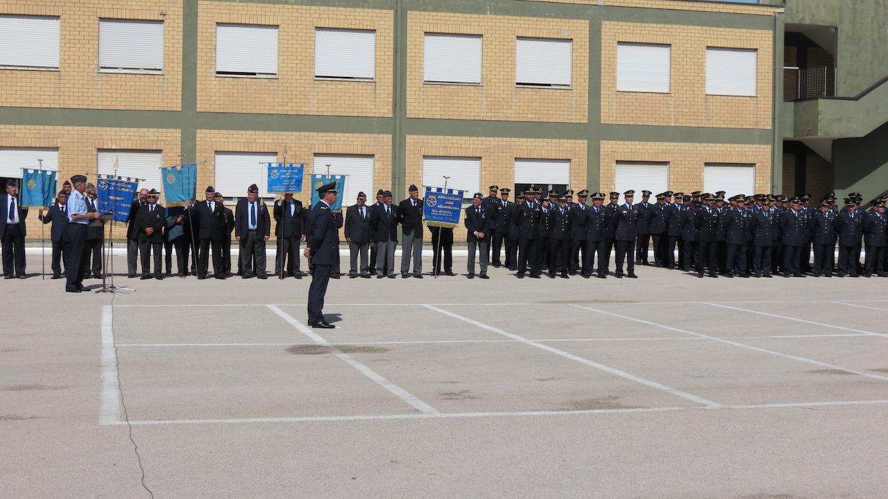 La base dell'Aeronautica di Licola in festa per i sessant'anni del 22° GrRAM. Video