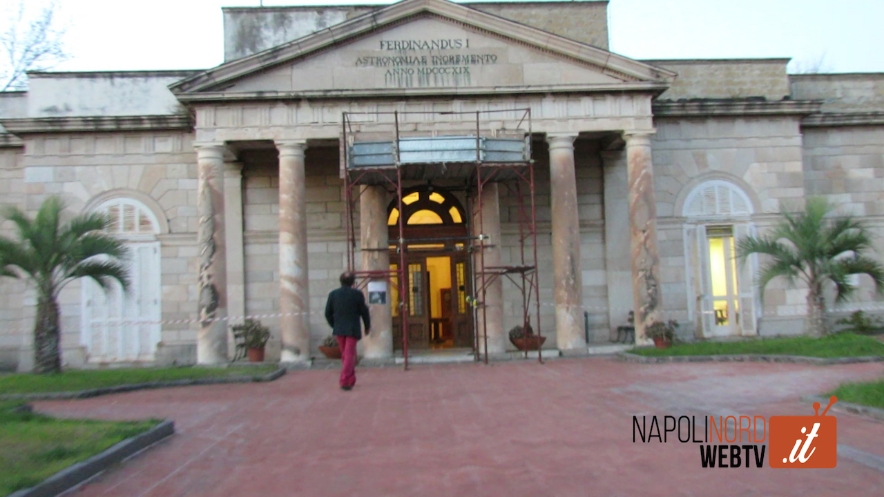 'Notte europea dei ricercatori', l'Osservatorio Astronomico di Capodimonte apre le porte al pubblico. Video