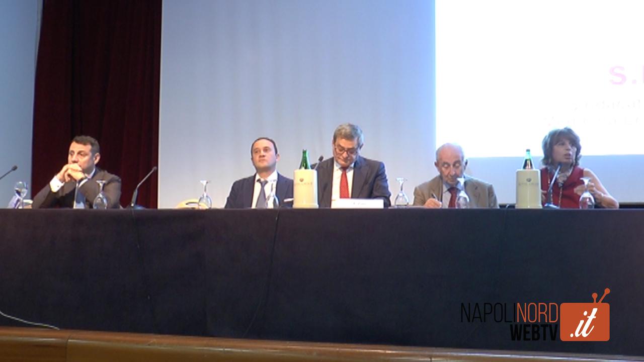 Medici legali, a Napoli gli 'Stati Generali' del Sindacato Italiano Specialisti di Medicina Legale e delle Assicurazioni (Sismla). Video