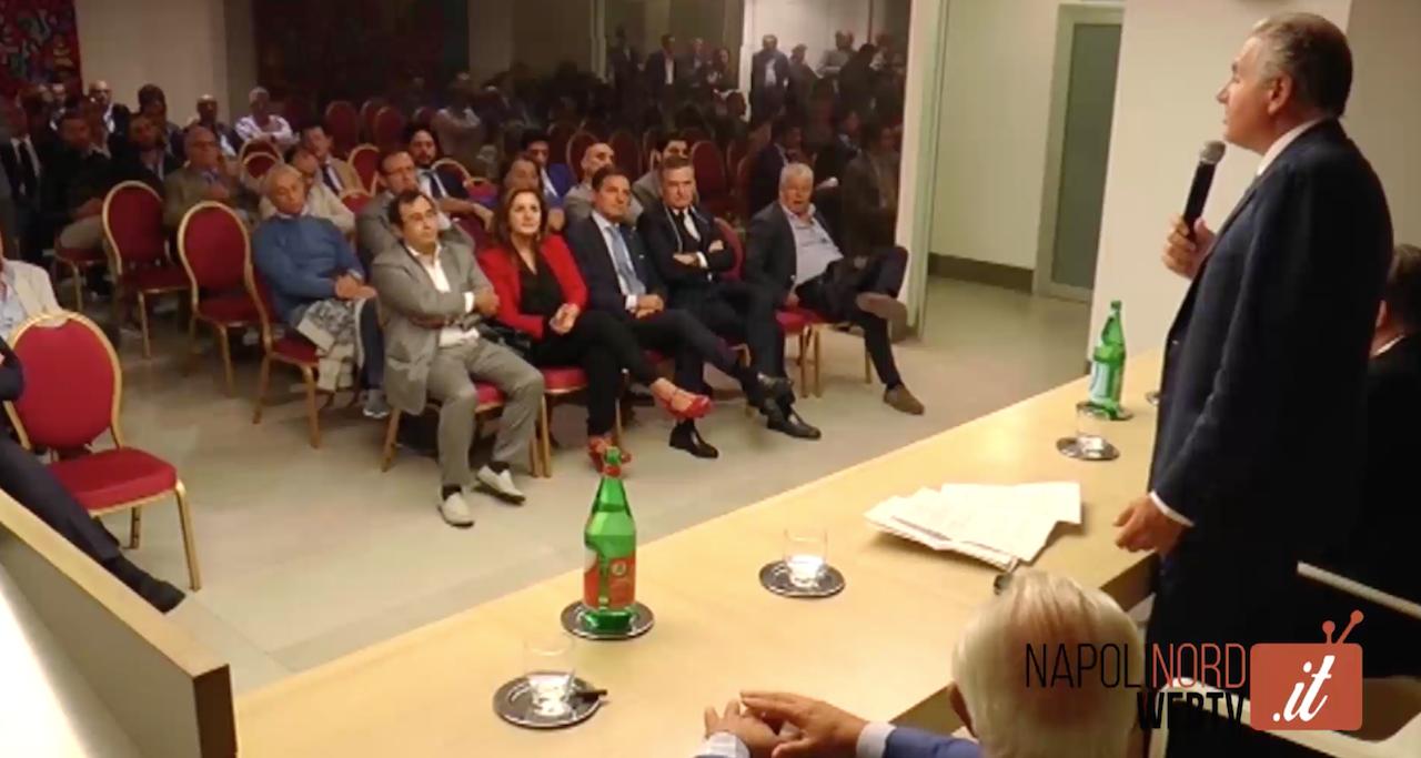 Commercialisti, a novembre le elezioni per il rinnovo del Consiglio dell'Odcec Napoli Nord: il presidente uscente Tuccillo presenta la sua lista. Video