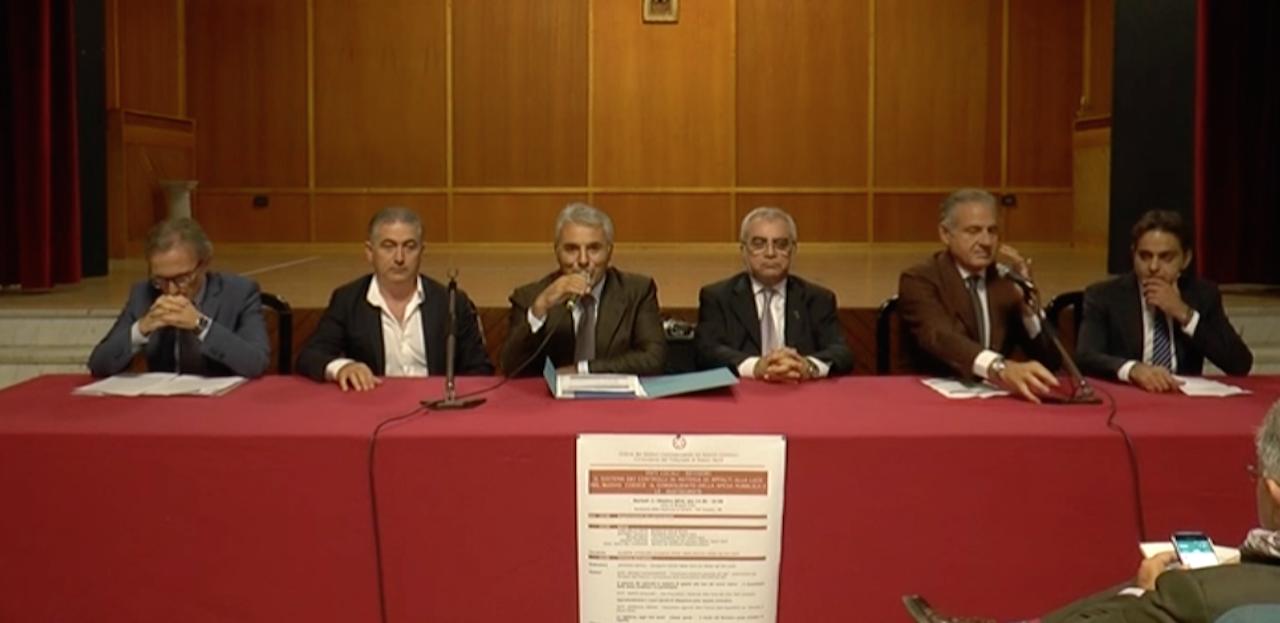 """Revisori dei Conti, forum dell'Odcec. Il procuratore aggiunto del tribunale di Napoli Nord Airoma: """"Svolgono un ruolo dinamico di controllo"""". Video"""