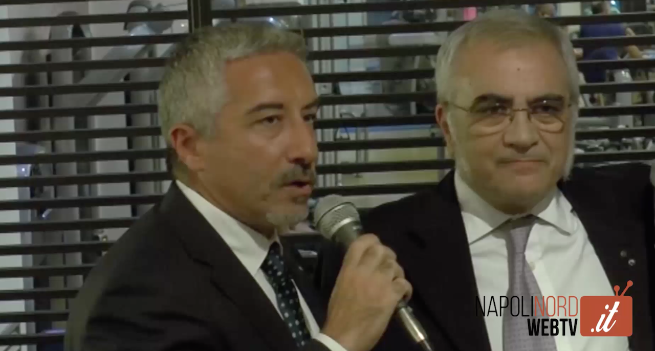 Commercialisti, elezioni all'Odcec Napoli Nord: Bruno Miele presenta la sua lista. Video