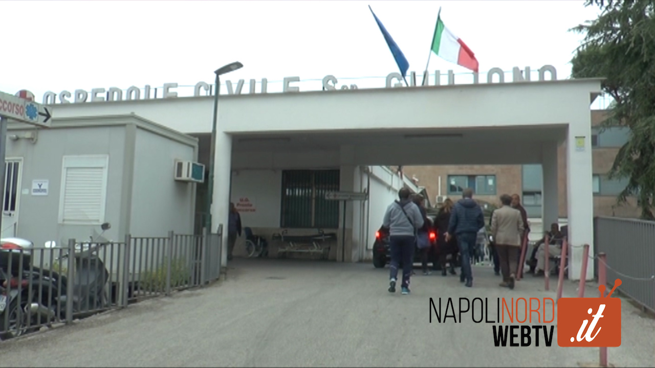 """Ospedale San Giuliano di Giugliano, l'allarme dei sindacati: """"Poco personale per il nuovo Pronto Soccorso"""". Video"""