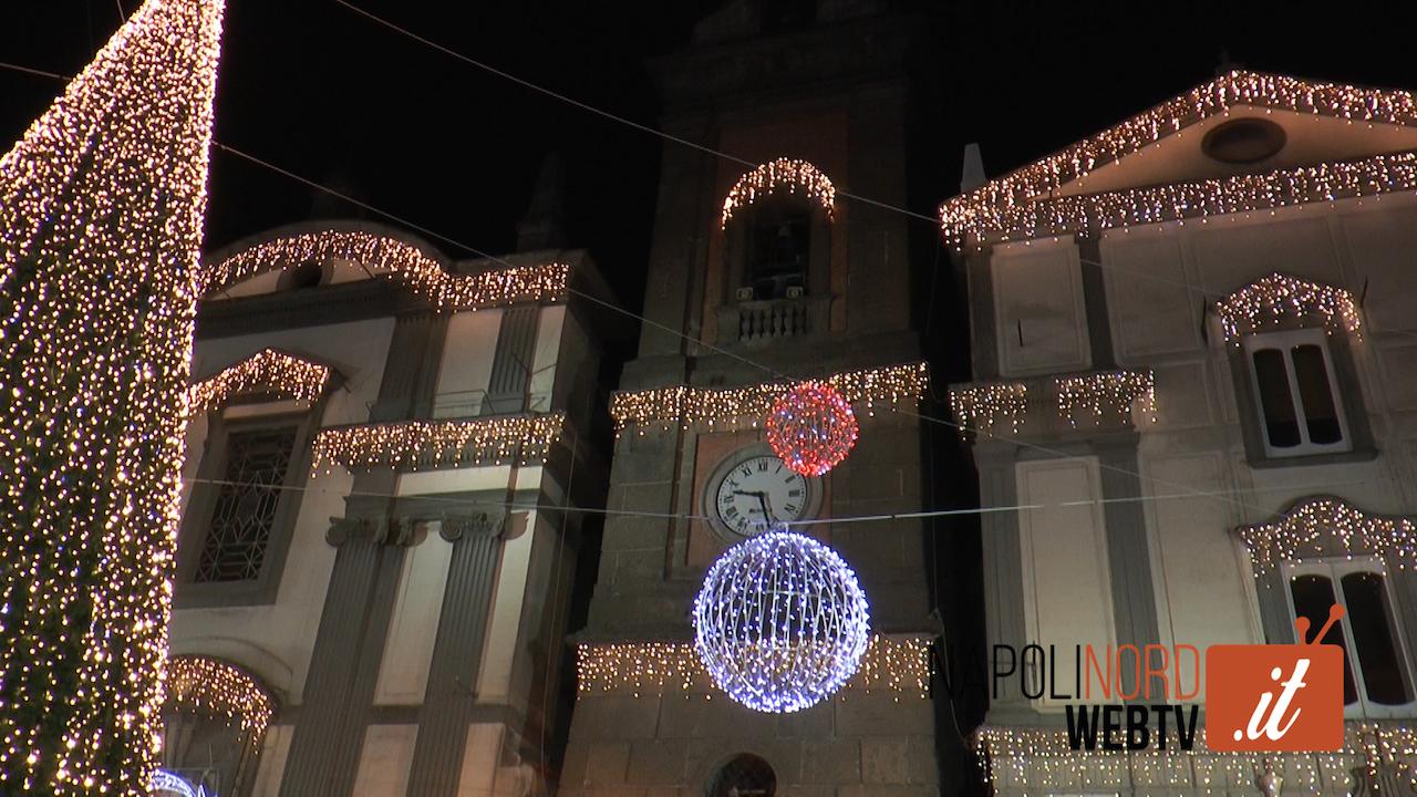 'Giugliano città Natale', eventi in onore del Basile: parte la seconda edizione della manifestazione. Video