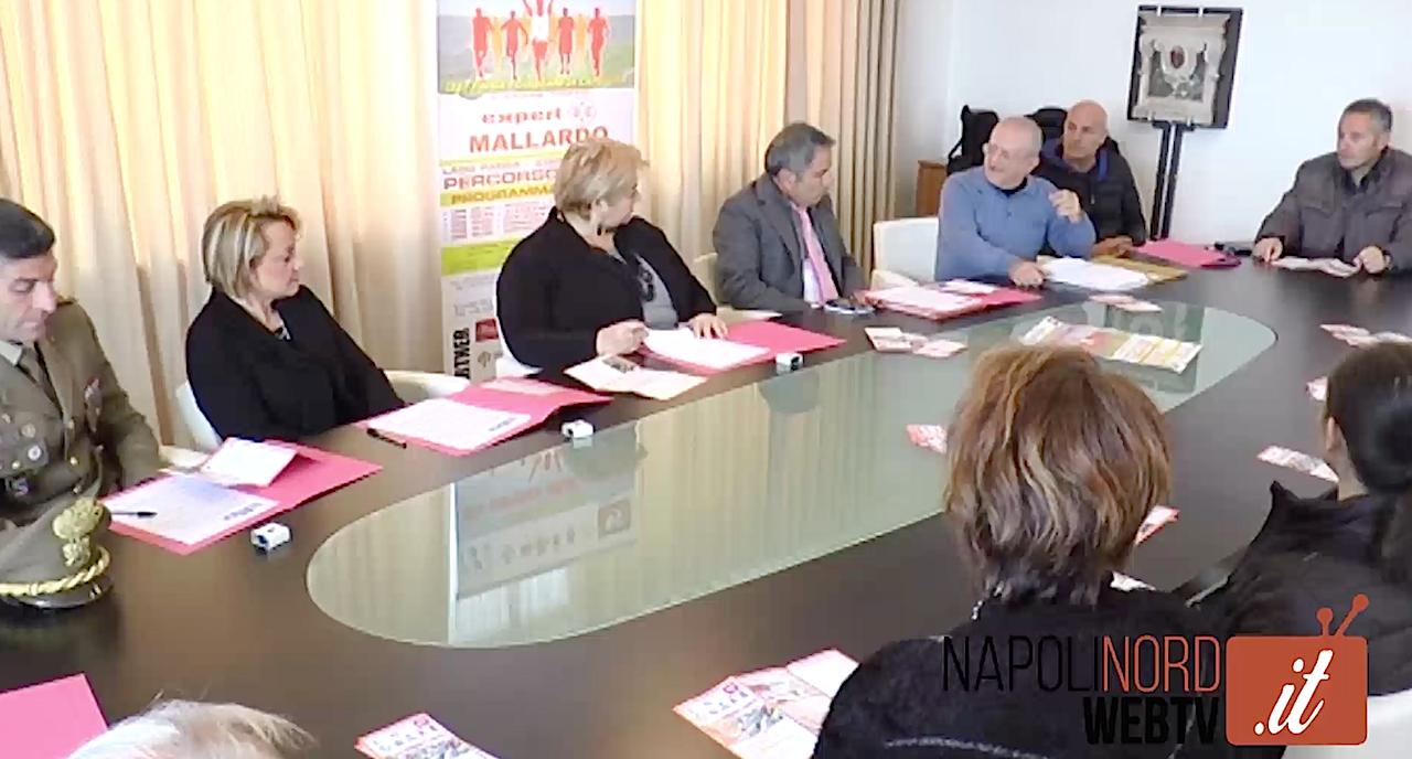 Giugliano, presentata la seconda edizione della 'Corsa del Cuore': atleti in campo per beneficenza. Video