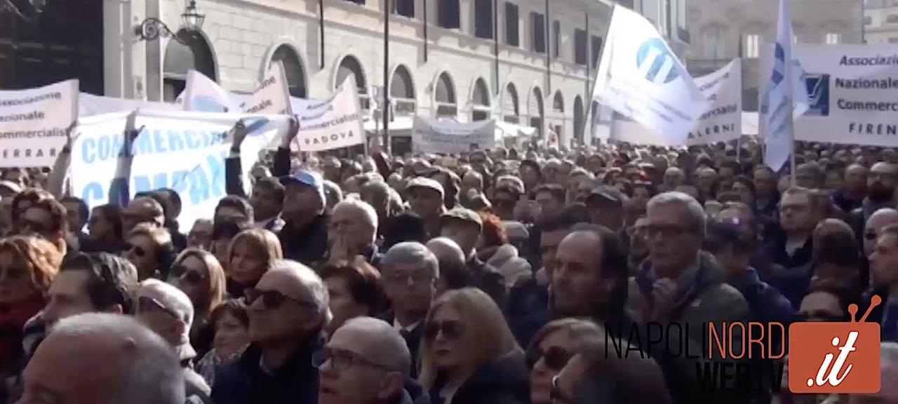 """Ordine dei Dottori Commercialisti ed Esperti Contabili, a febbraio lo sciopero. Tuccillo: """"Categoria a rischio"""". Video"""