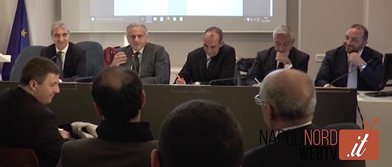 Previdenza, i Dottori Commercialisti dell'Odcec Napoli Nord incontrano il presidente del Cnpadc Annedda. Video