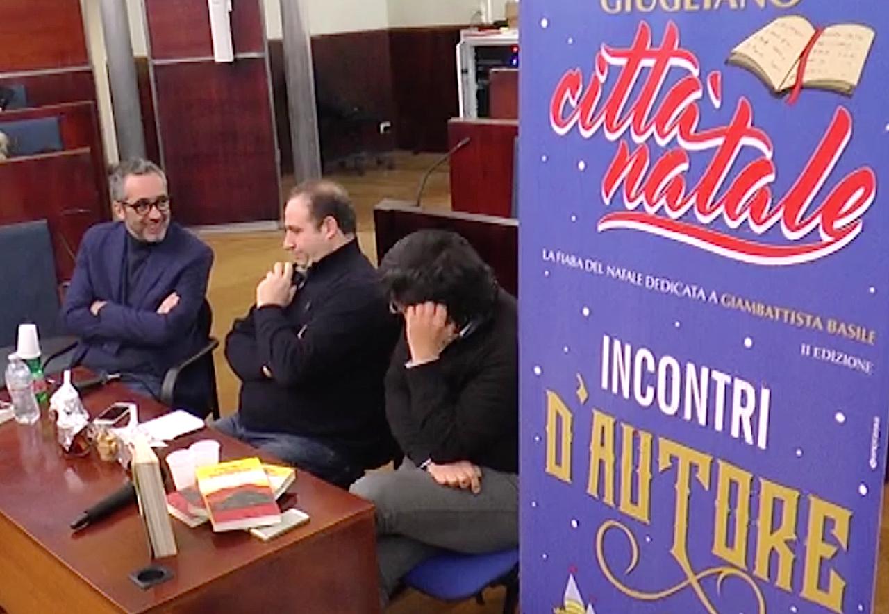 Sud e quartieri di Napoli, nell'aula consiliare presentati i libri di Antonio Menna e Carlo Puca. Video
