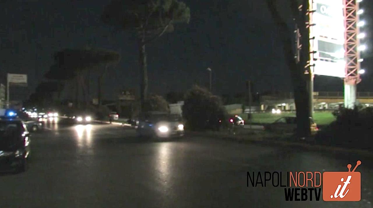 Banditi in azione sulla Circumvallazione a Mugnano, 50enne di Giugliano rapinato della fede nuziale. Video