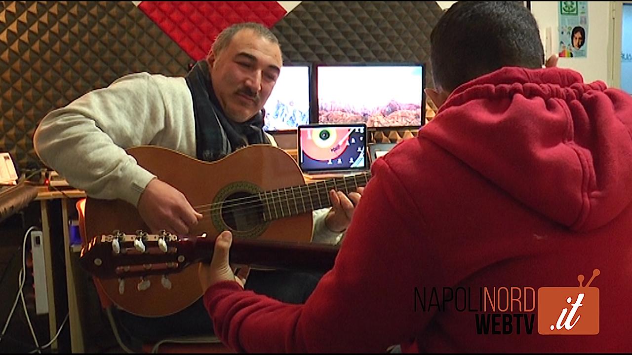 """MUSICA E ARTE SENZA CONFINI, IL MAESTRO CARDONE: """"NAPOLI NON E' LA CARTOLINA SPORCA DELL'ITALIA"""". VIDEO"""