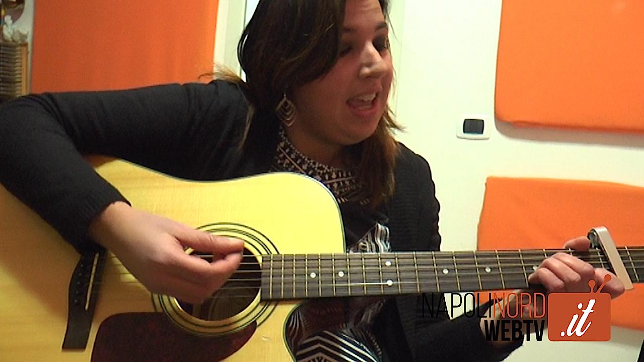 """Musica e giovani, la cantautrice Angela De Gregorio parla del suo ultimo lavoro: """"Tranquillità"""". Video"""
