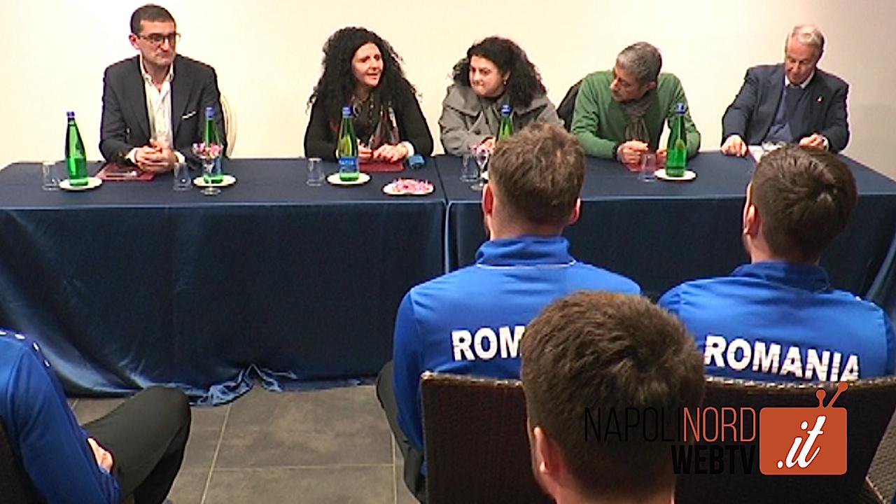La Nazionale di Canottaggio della Romania si allena a Lago Patria. Giugliano si candida ad ospitare le Universiadi del 2019. Video