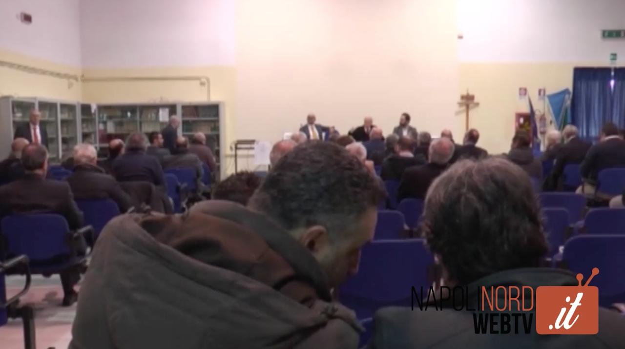 Formazione, in campo l'Odcec Napoli Nord all'istituto Filangieri di Frattamaggiore. Video