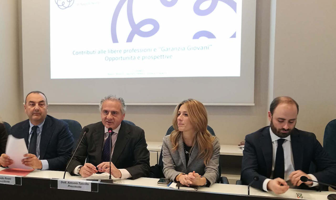Fondi regionali per i professionisti, incontro all'Odcec Napoli Nord. Video