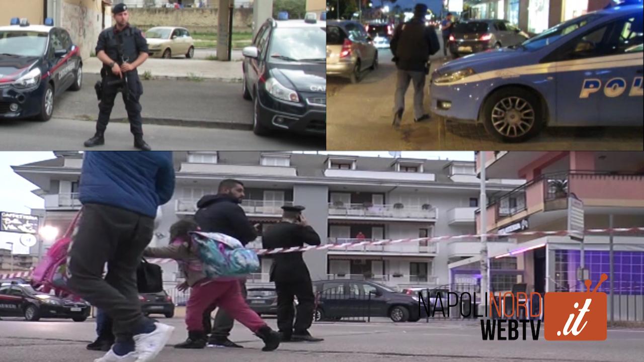 """Sicurezza, il sindaco di Giugliano Poziello: """"Potenziati i controlli delle forze dell'ordine"""". Video"""
