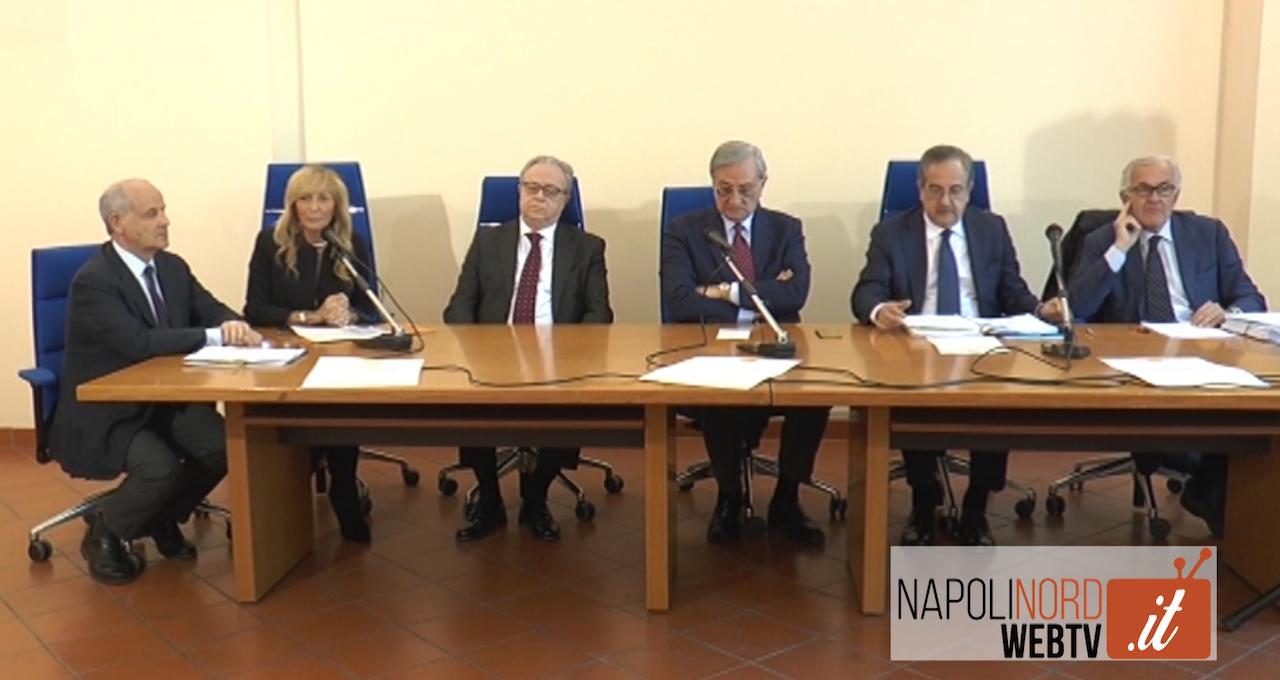 'La responsabilità contabile dei pubblici amministratori', incontro al tribunale di Napoli Nord con l'Ordine dei commercialisti. Video
