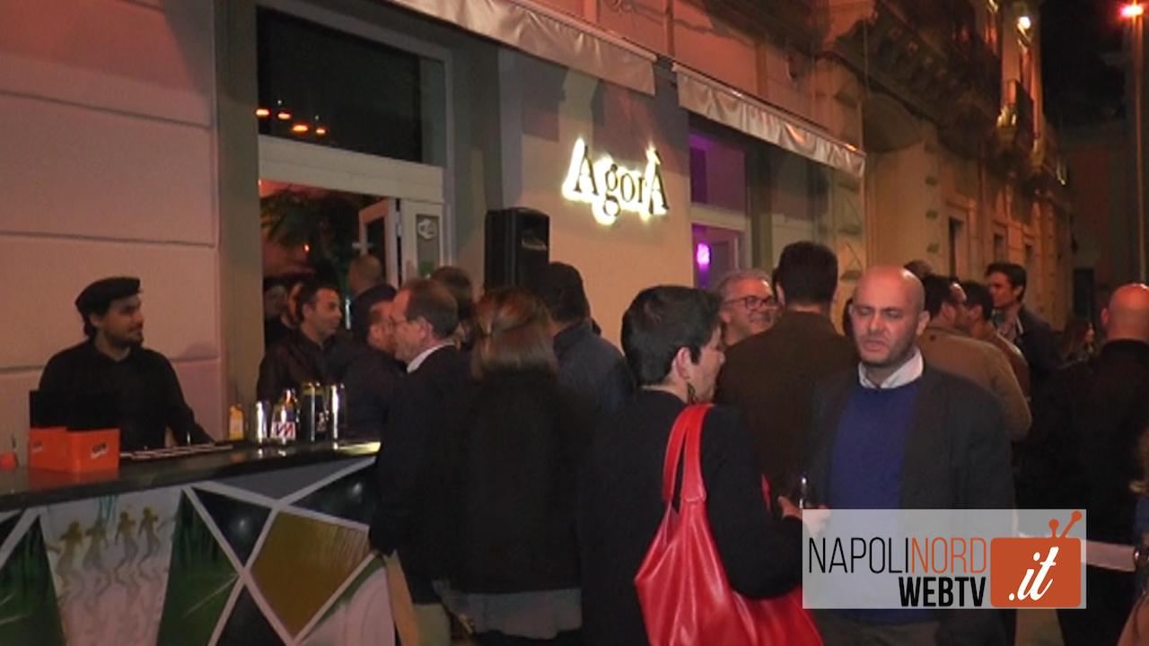 La vineria AgorÀ raddoppia: più spazio alla cultura, all'arte e agli eventi al centro storico. Video