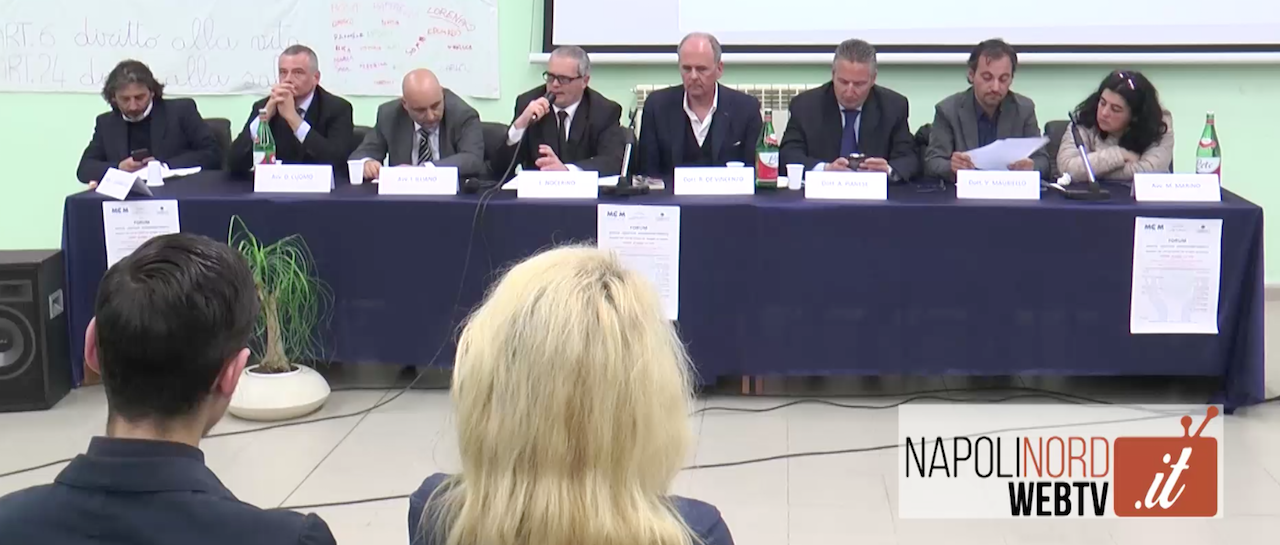 Equitalia, sovraindebitamento e banche: convegno di Mcm Italia e Ascom a Varcaturo. Video