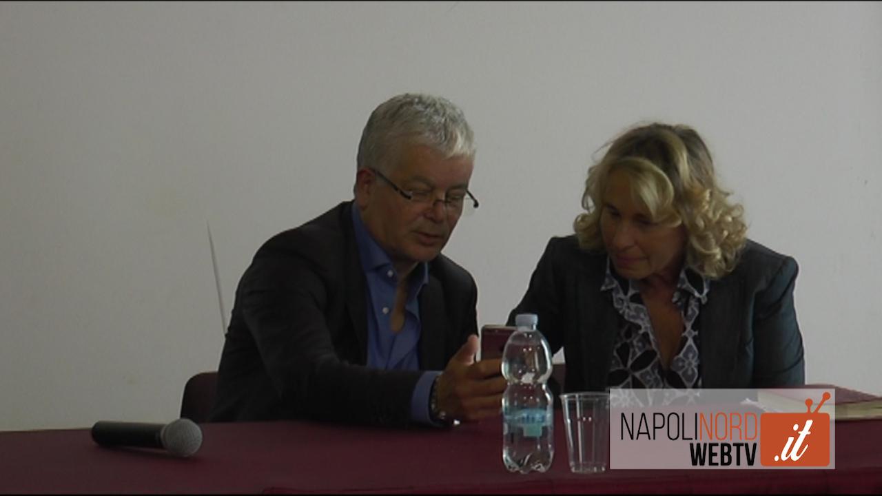 """'La notte di Sigonella', la figlia di Bettino Craxi a Giugliano: """"La politica non esiste più"""". Video"""