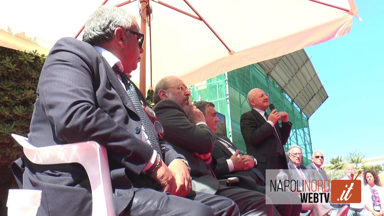 """Terra dei fuochi, il governatore De Luca: """"La Campania è la regione più controllata d'Italia"""". Video"""