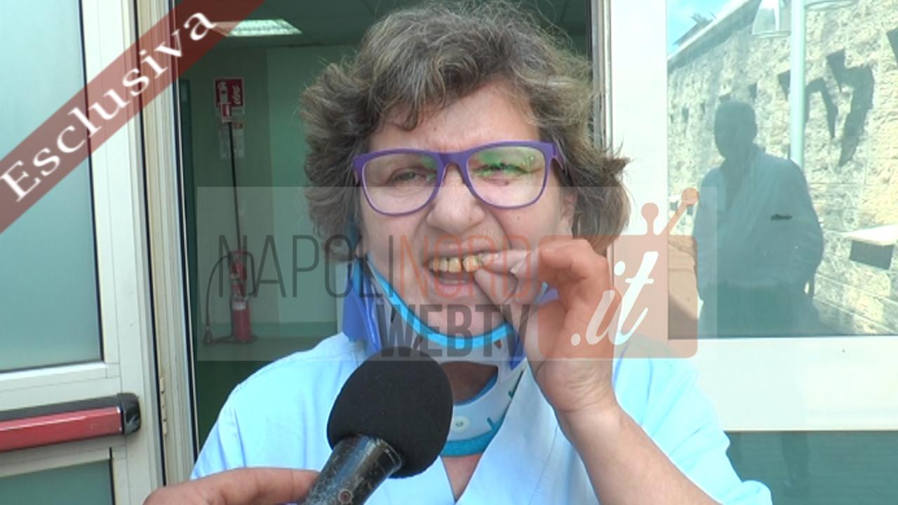 Ospedale San Giuliano, operatrice del Pronto Soccorso aggredita con pugni da un degente. Video