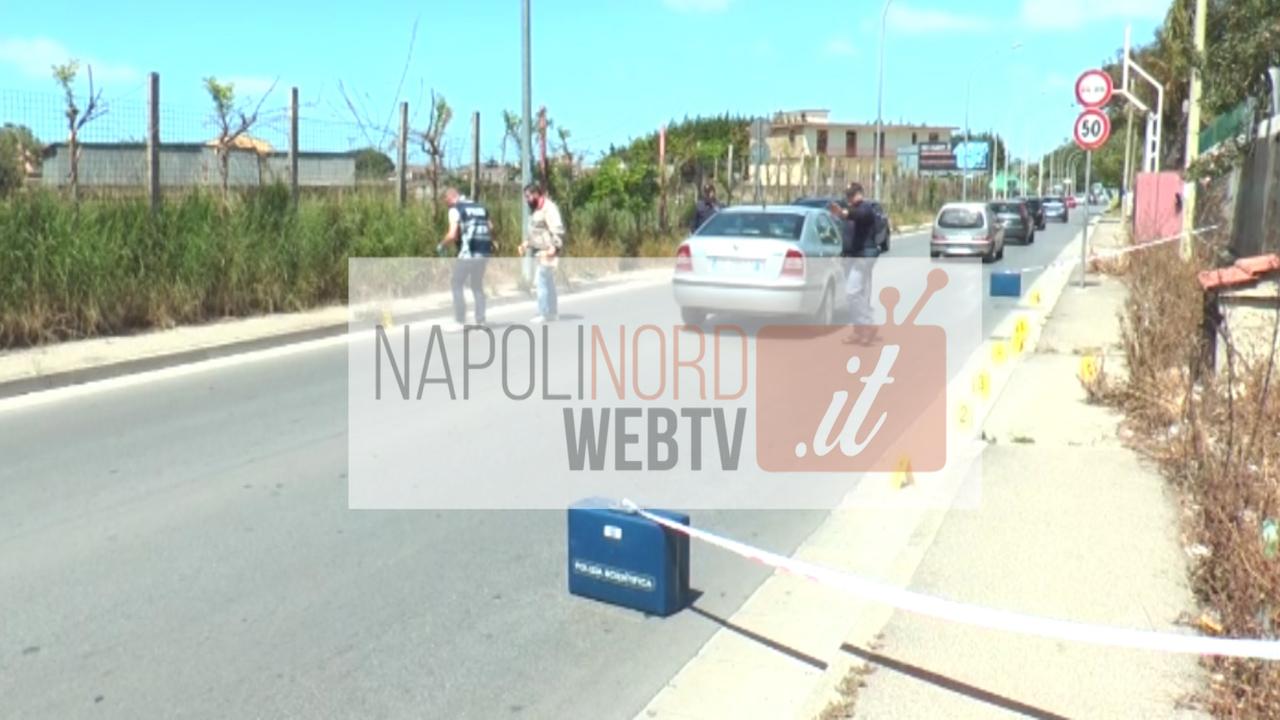 Giugliano, spari in via Arco Sant'Antonio: ferito un 24enne. La polizia indaga: esplosi 10 colpi. Video