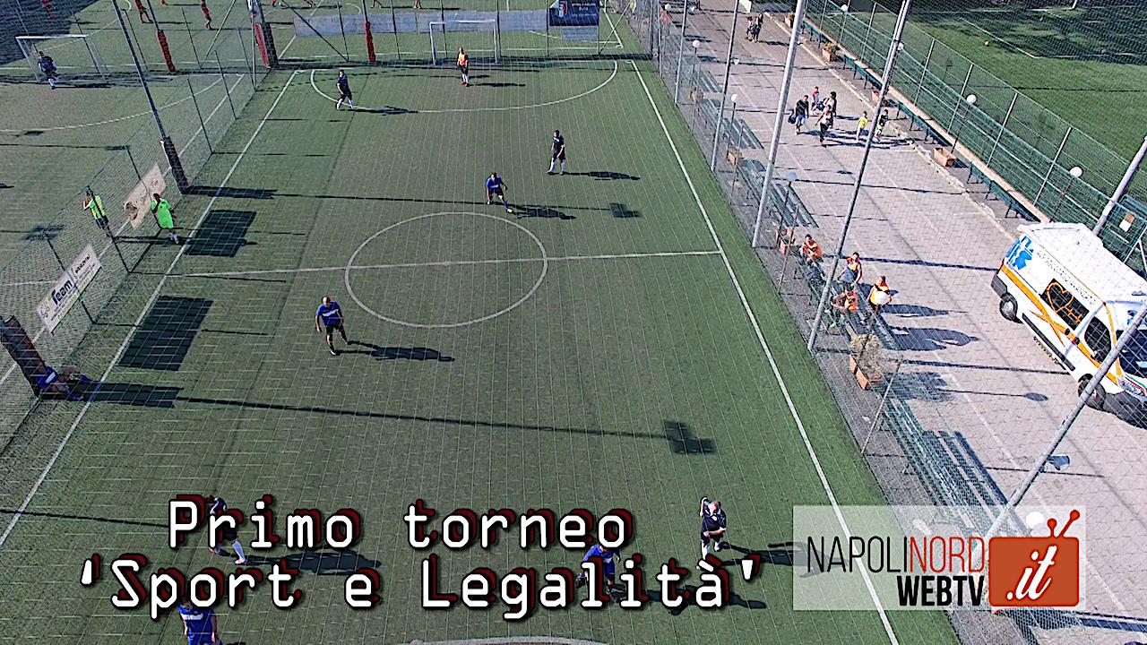 Primo torneo 'Sport e legalità' a Giugliano, le premiazioni degli atleti. Video