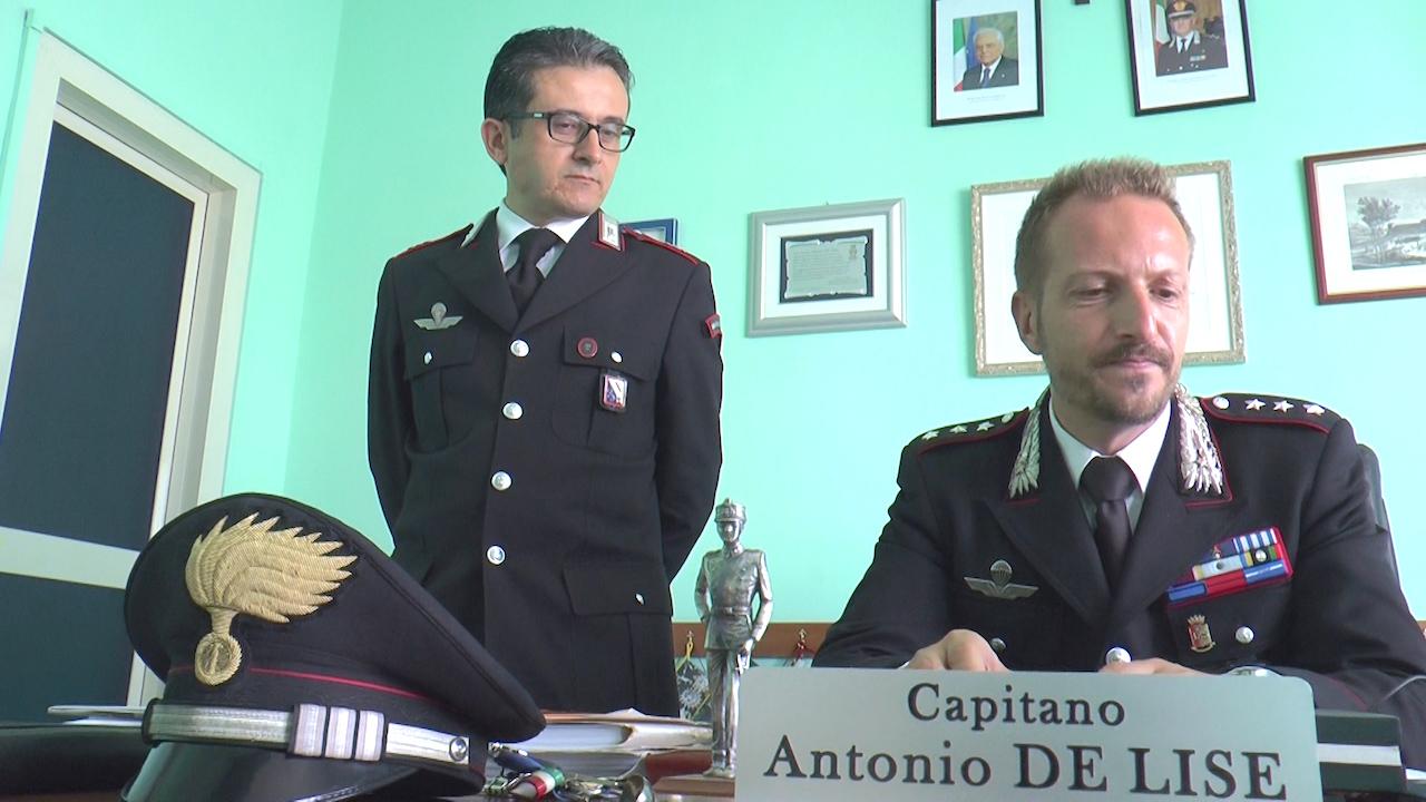 """Sicurezza a Giugliano, istituita la Stazione mobile dei carabinieri. Il Capitano De Lise: """"Città cambiata, ma serve una maggiore cultura alla legalità"""". Video"""