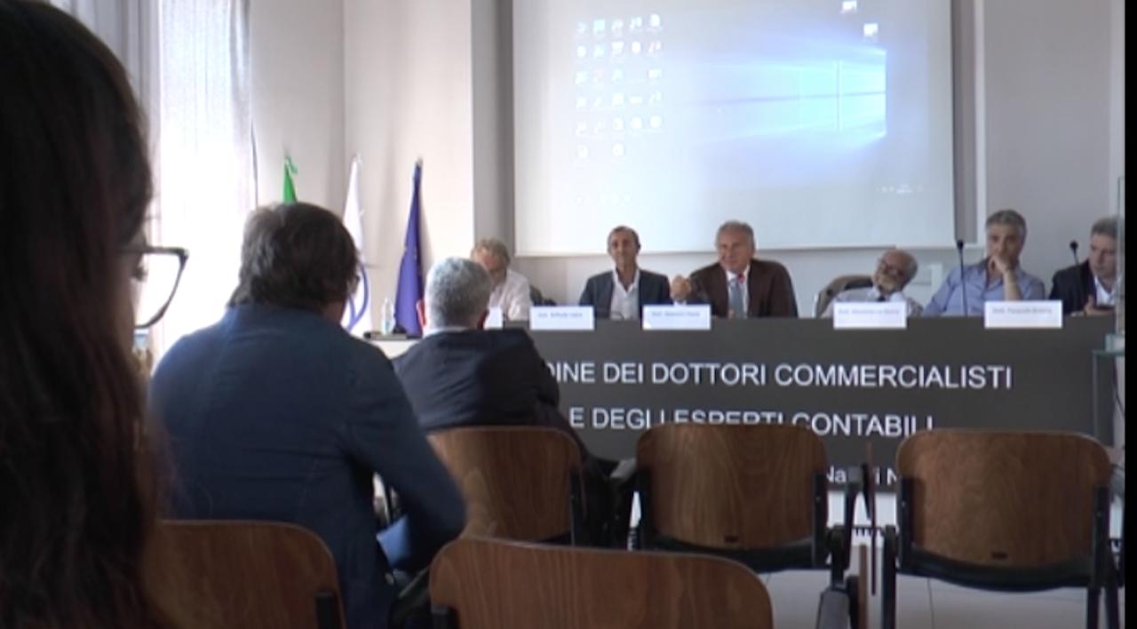 All'Odcec Napoli Nord esperti a confronto sull'evoluzione della professione. Video