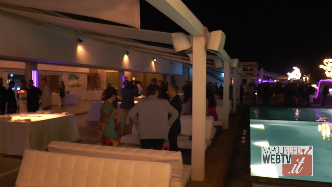 Festa d'estate dell'Odcec Napoli Nord, in cinquecento all'evento dei commercialisti. Video