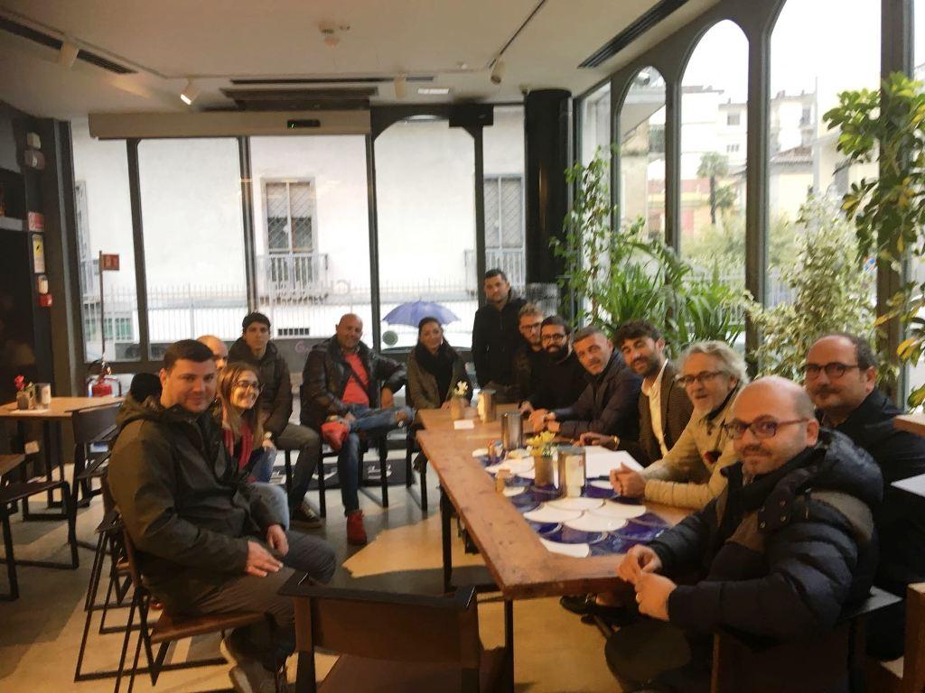 Confesercenti di Giugliano, incontro coi commercianti: petizione per l'apertura del parcheggio di via Iodice. Video