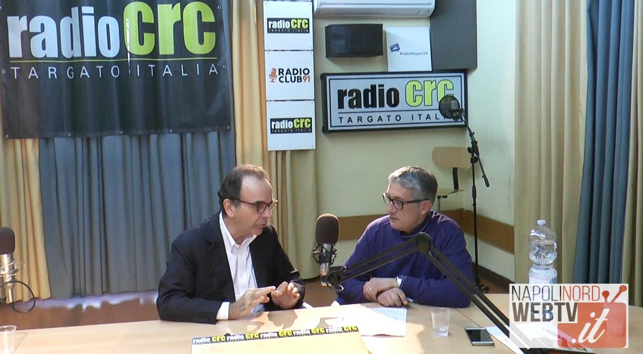 """Intervista al leader di 'Energia per l'Italia' Stefano Parisi: """"Il Mezzogiorno è una priorità per l'intera nazione"""". Video"""
