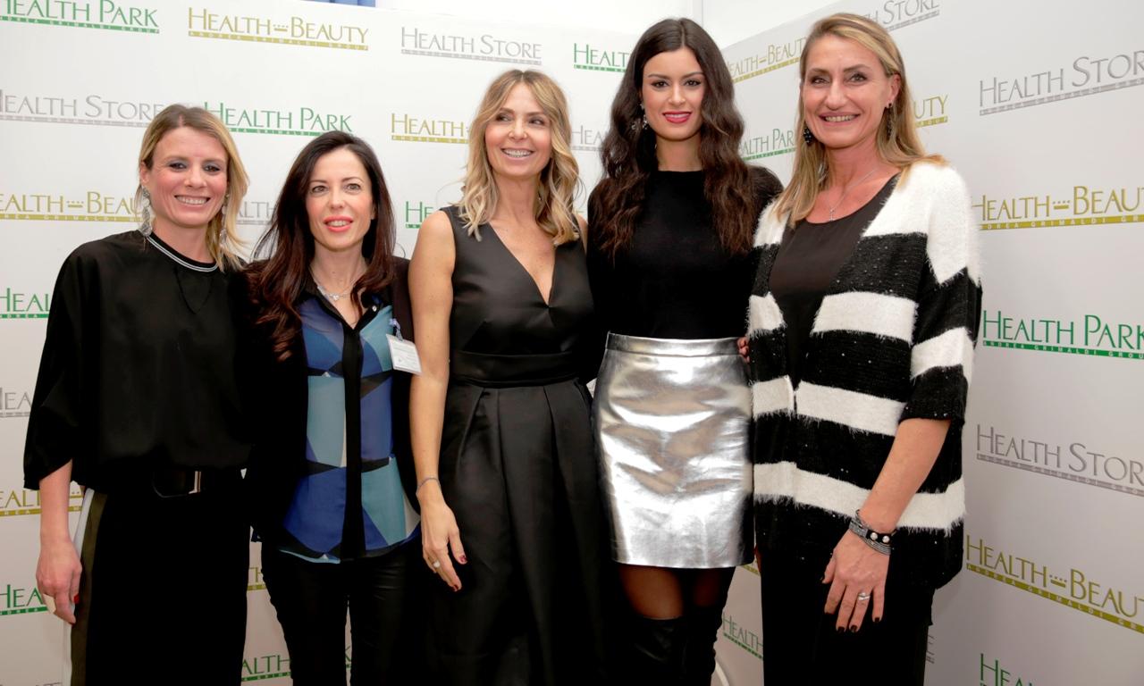 Salute e bellezza sono state protagoniste del Christmas Aperitif firmato Health Park . Video