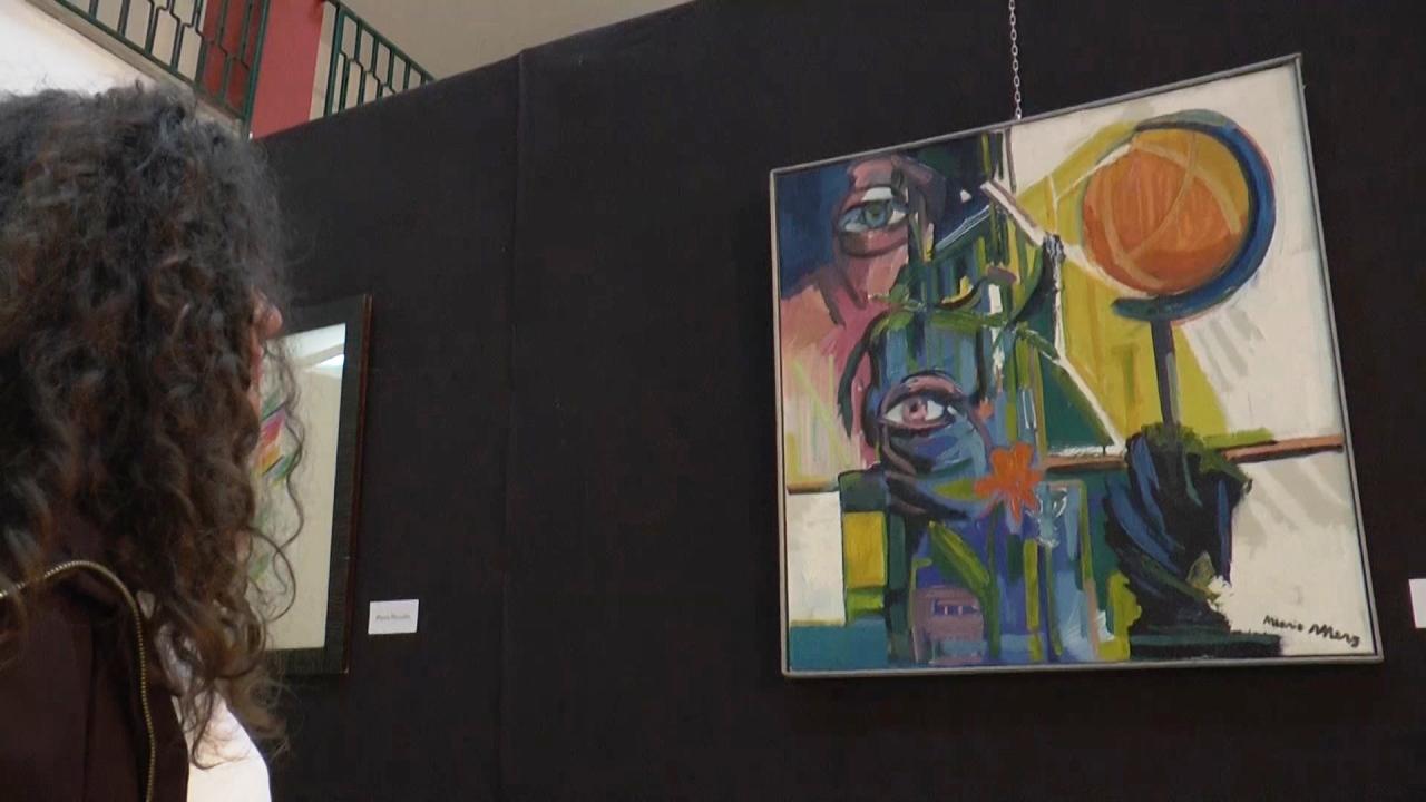 All'istituto Levi-Montalcini di Afragola l'arte terapia contro il bullismo e le baby gang. Video