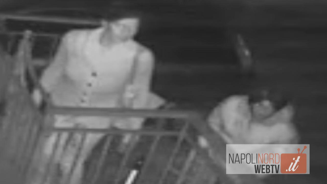 Furto in appartamento durante il giorno di Natale, in due entrano nell'abitazione di una donna anziana e scappano con la pensione. Video