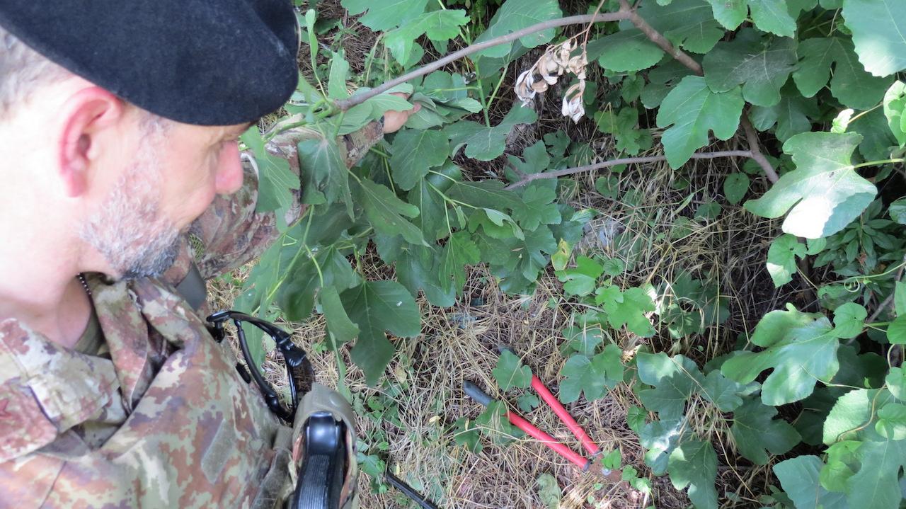 Action Day nella 'Terra dei Fuochi'. Nei campi rom alla ricerca di rame e altro. VIDEO