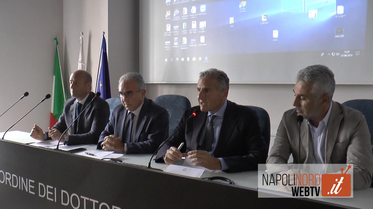 'Revisori degli Enti Locali', al via la prima lezione all'Odcec Napoli Nord. Video