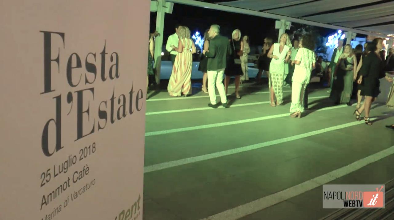 Festa d'Estate 2018, successo dell'evento organizzato dall'Odcec Napoli Nord all'Ammot. Video