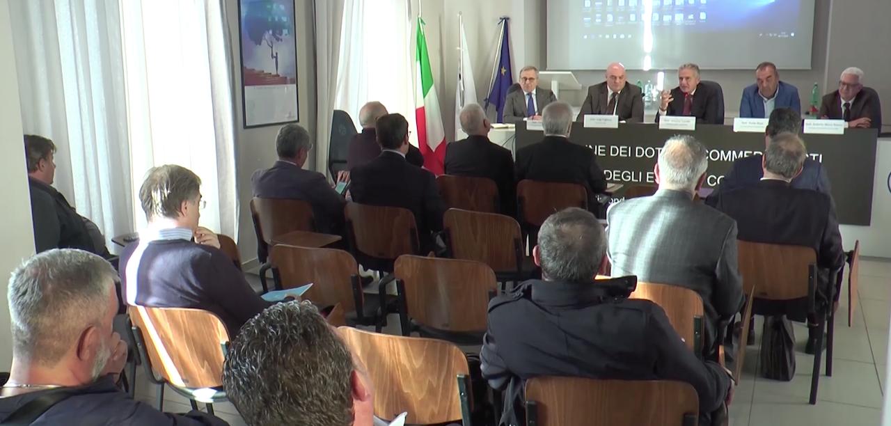 Pensioni e assistenza, focus all'Ordine dei Dottori Commercialisti ed Esperti Contabili di Napoli Nord. Video