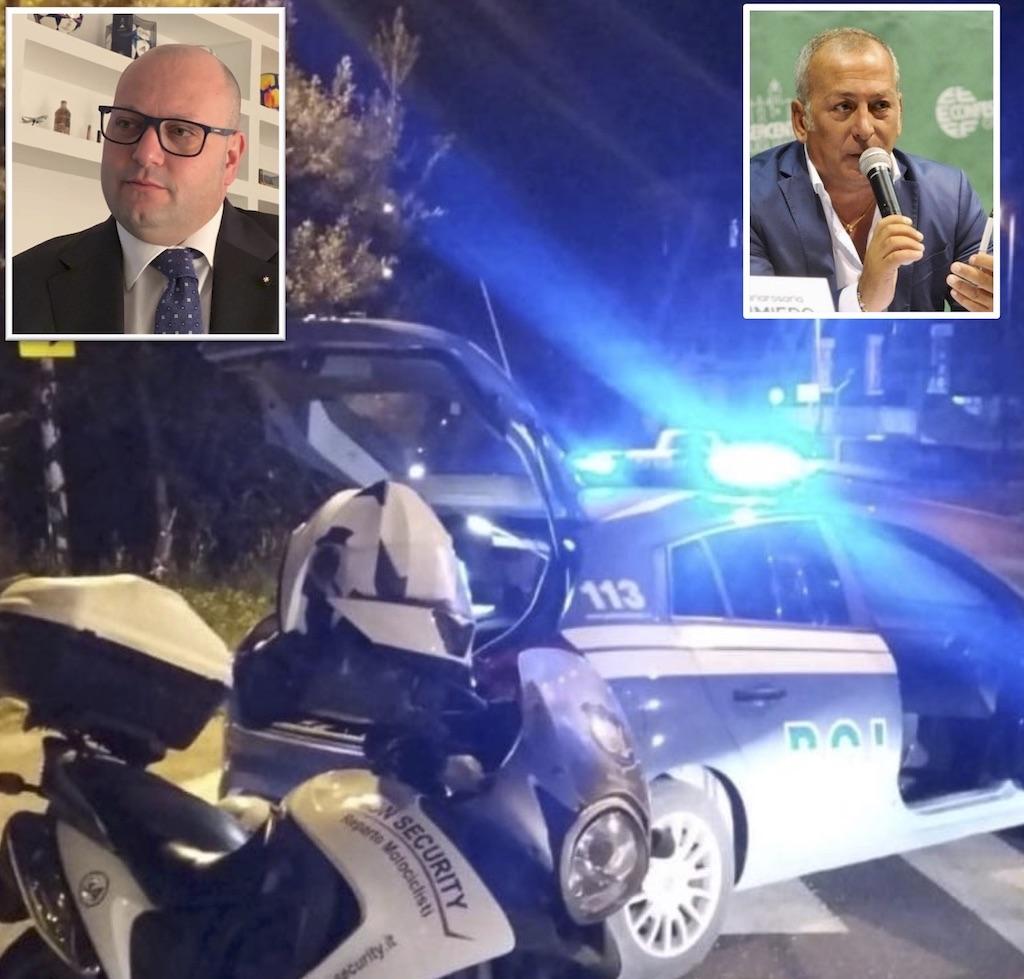 Furto sventato nella notte, accordo tra Union Security e polizia: potenziati i controlli