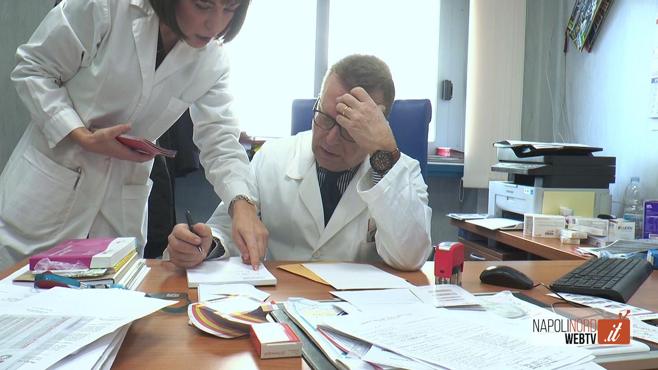 Infarto, all'Ospedale San Giuliano di Giugliano visite gratis per evitare i rischi. VIDEO