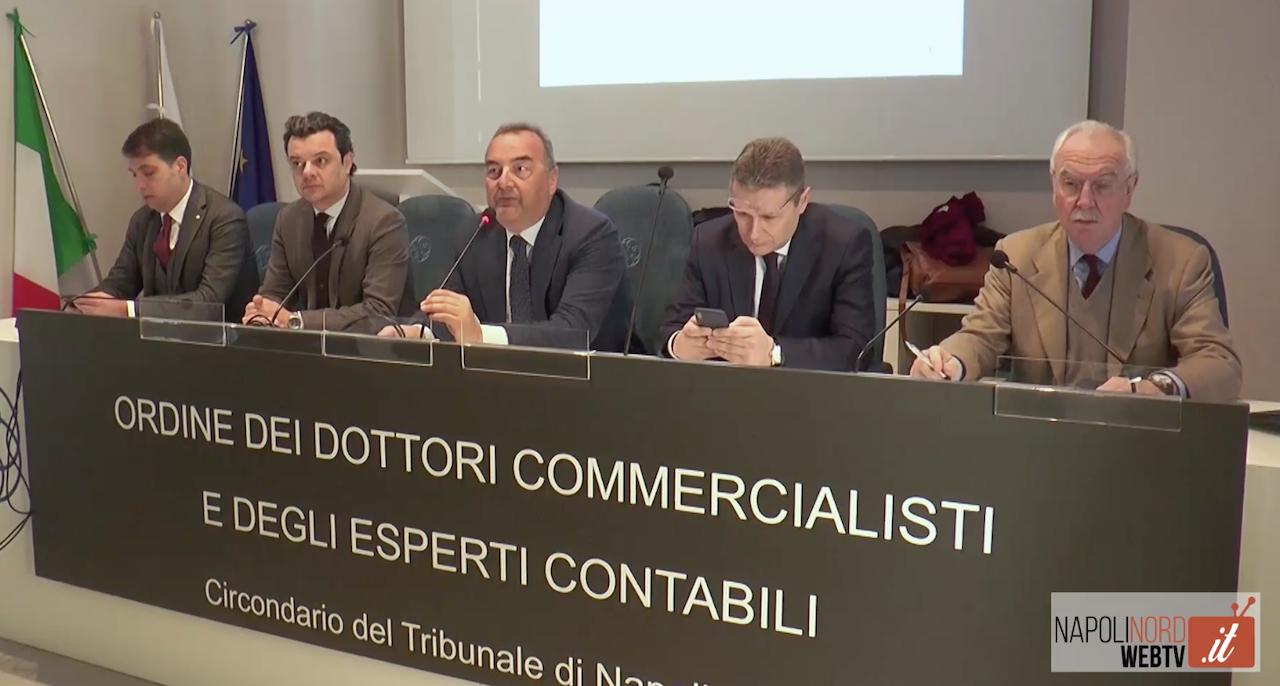 Organismo di valutazione delle performance, incontro all'Ordine dei Commercialisti di Napoli Nord. Video