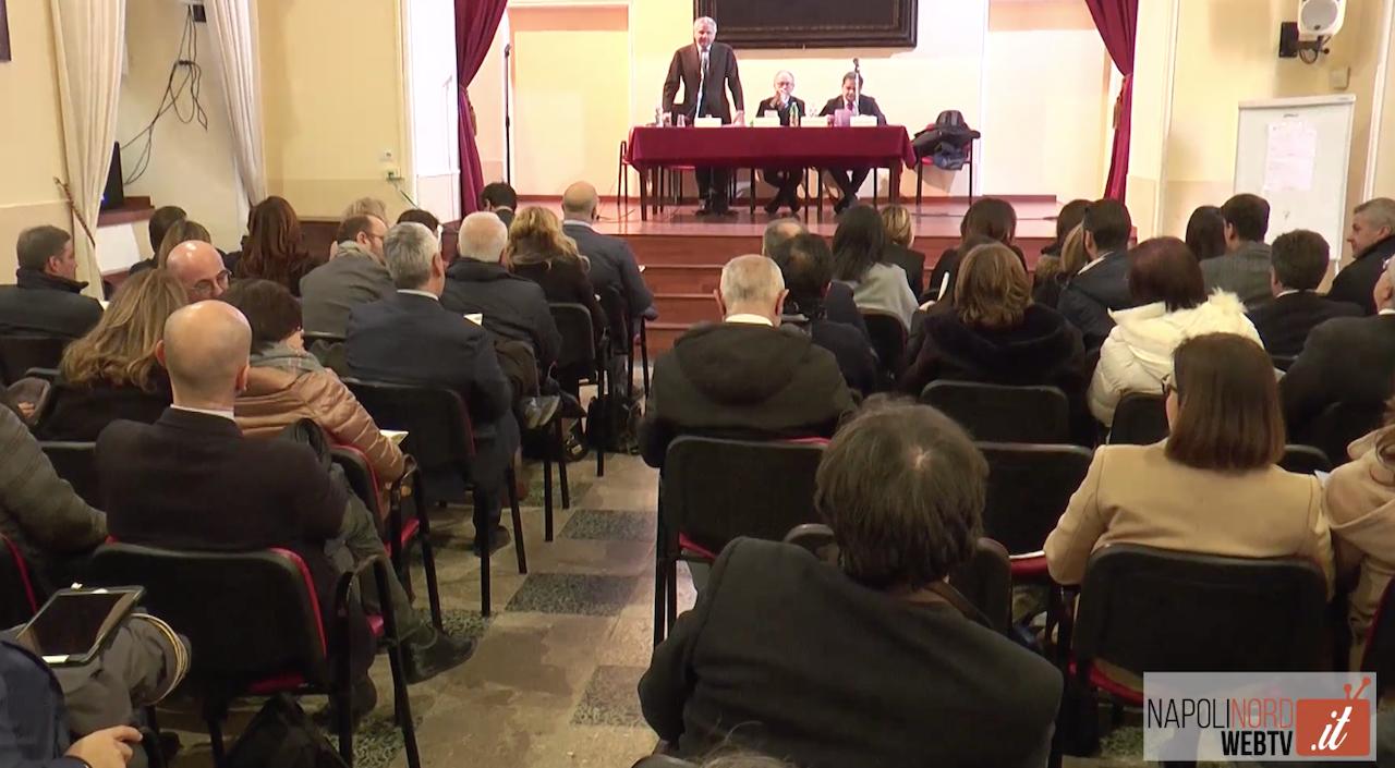 """""""Le Vendite Delegate: prassi operative a confronto"""": commercialisti e giudici a confronto all'Odcec Napoli Nord. Video"""