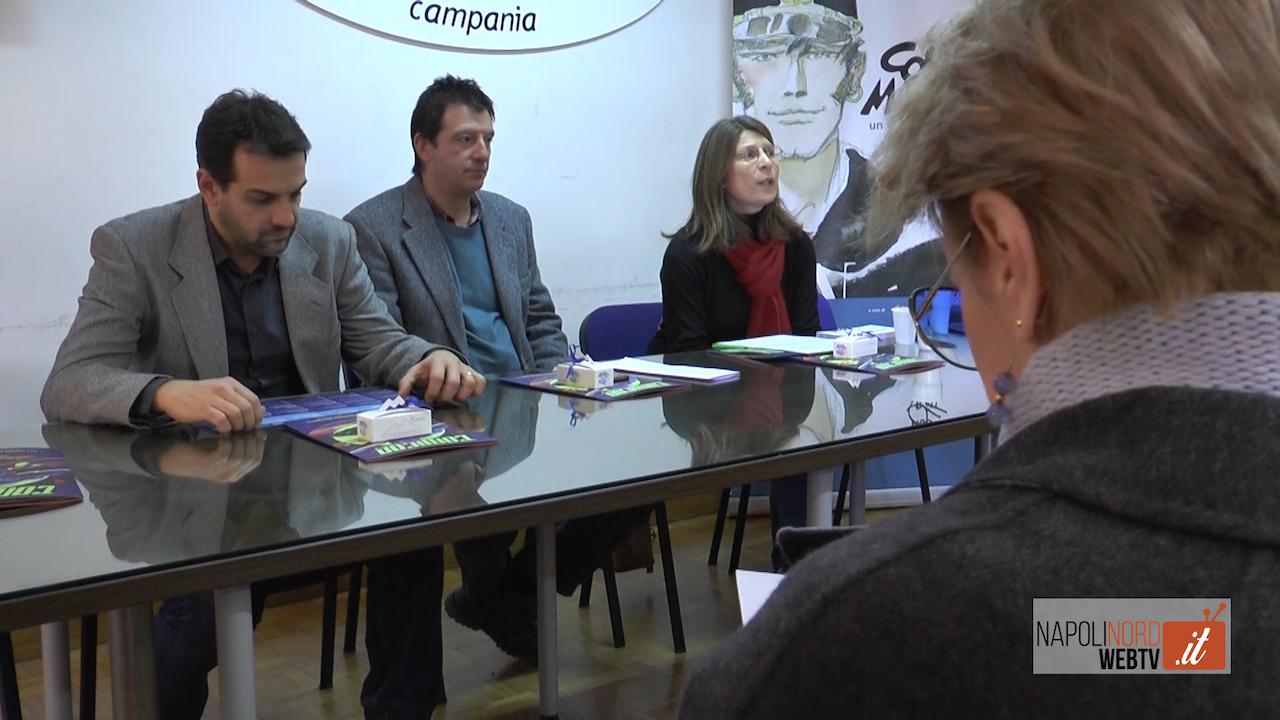 Comicon 2019, presentata la 21esima edizione dell'evento che si terrà a Napoli ad aprile. Video